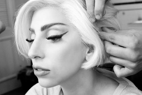 Gaga in glam no 4