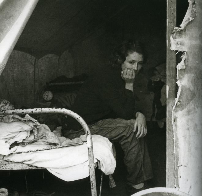 dorothea lange_nov1936_daughter of migrant miner_p68