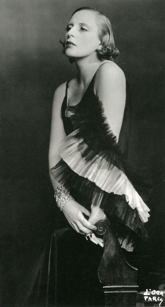 Madame d'Ora_Tamara de Lempicka, Paris_v1927