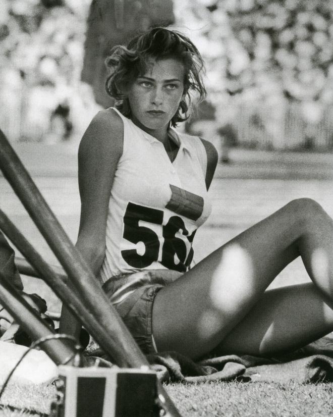 george silk_gunhild larking, australie, 1956_p512