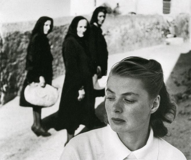gordon parks_ingrid bergman, italie, 1949_p414