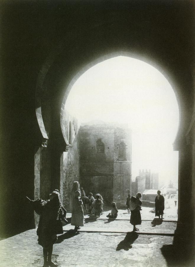 Anonyme_Rabat, kasbah des Oudayas, fév.-mars1917_p129