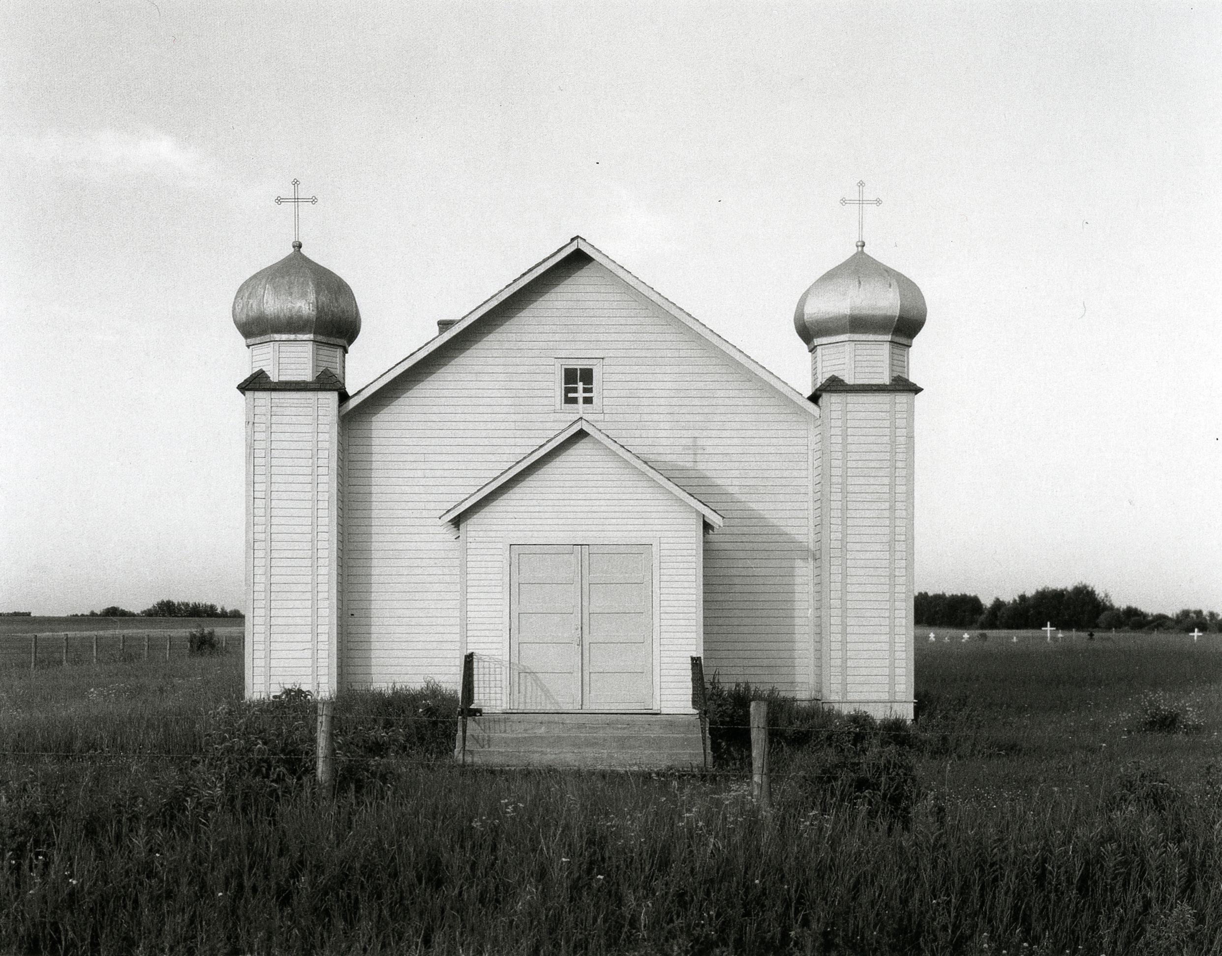 orest semchishen_église, Craigend, AB_1975