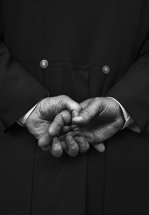 jack davison_Doorman's Hands. Mayfair, 2015