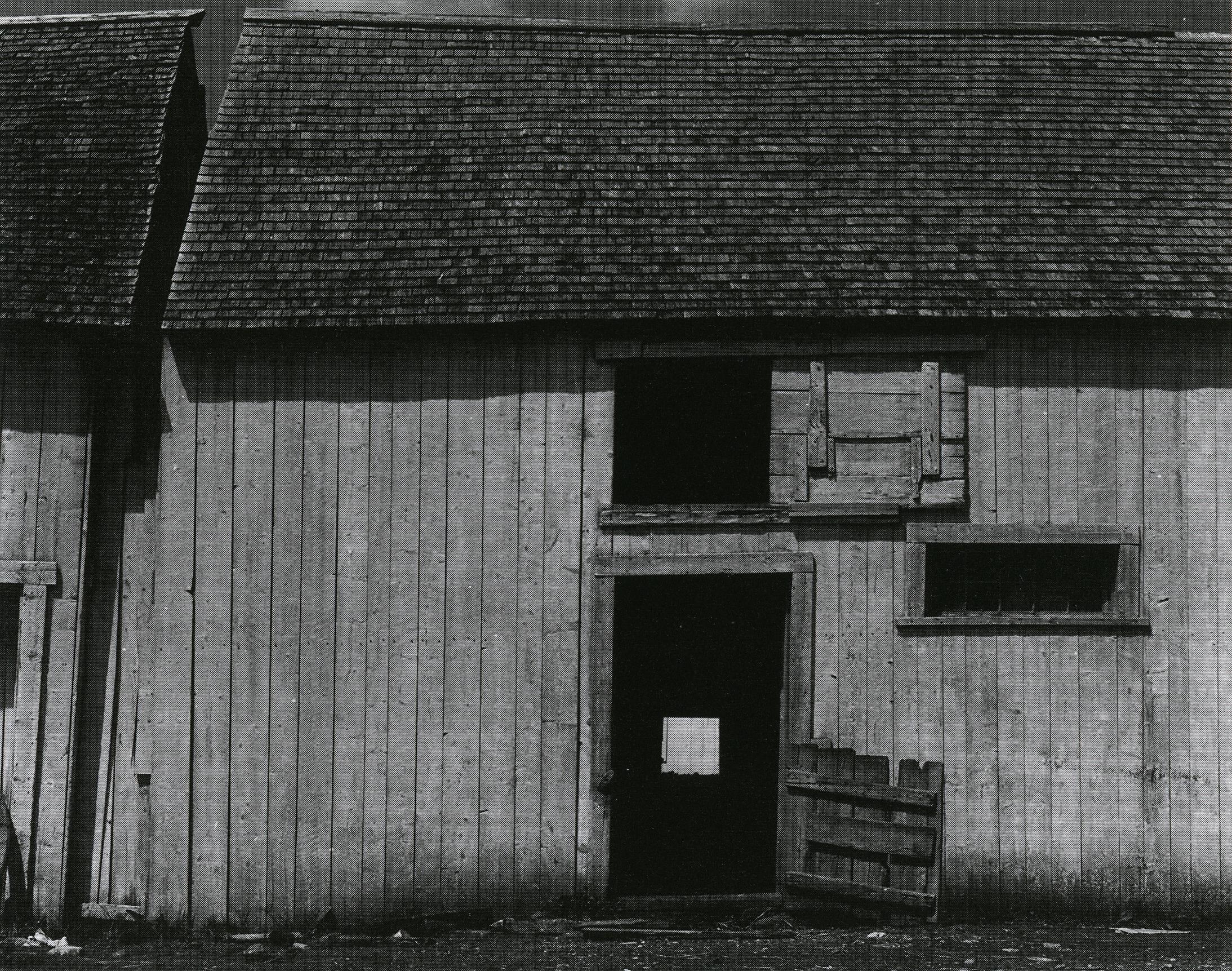 paul strand_grange, Gaspé, 1936_p70