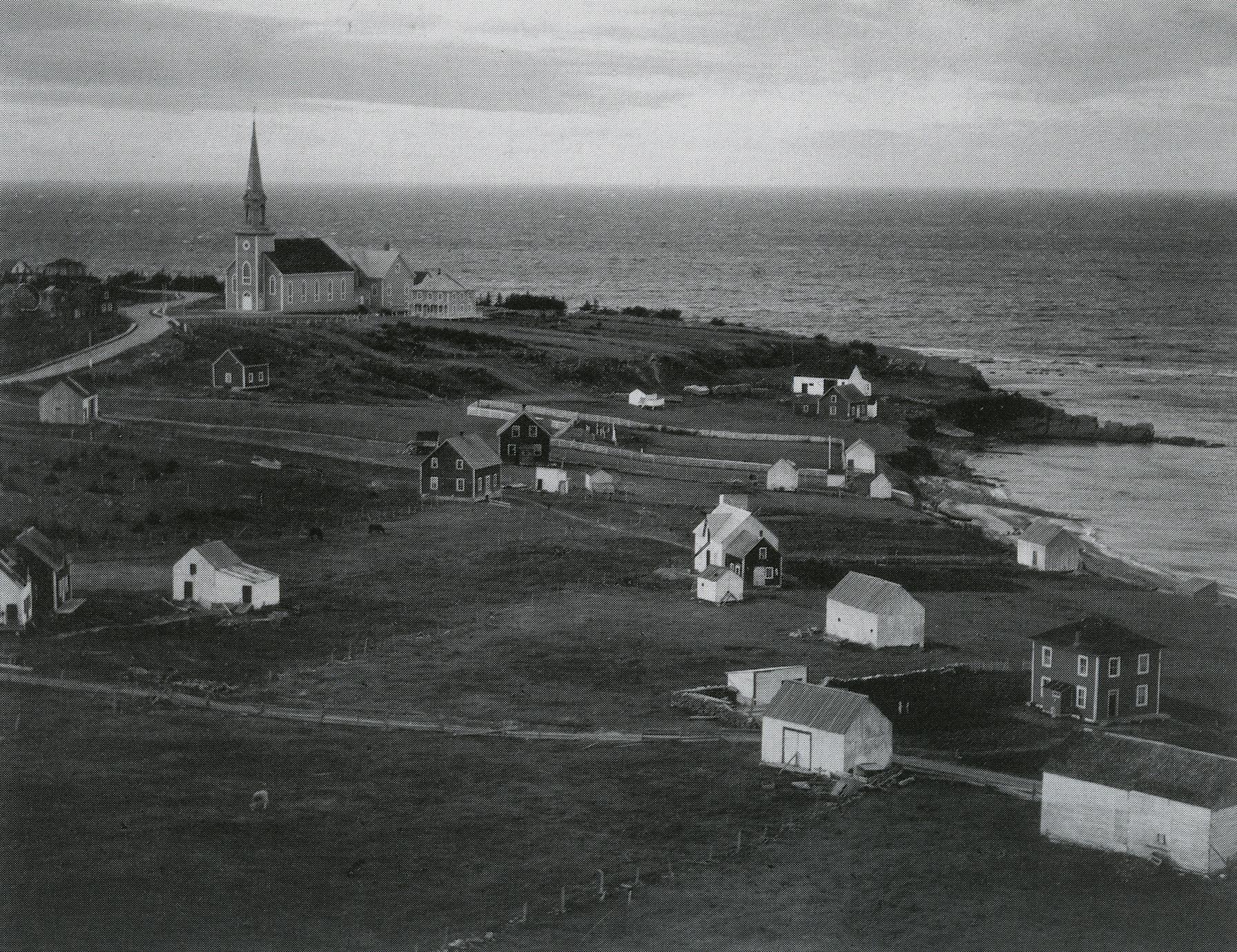 paul strand_un village en gaspésie, 1929_p64