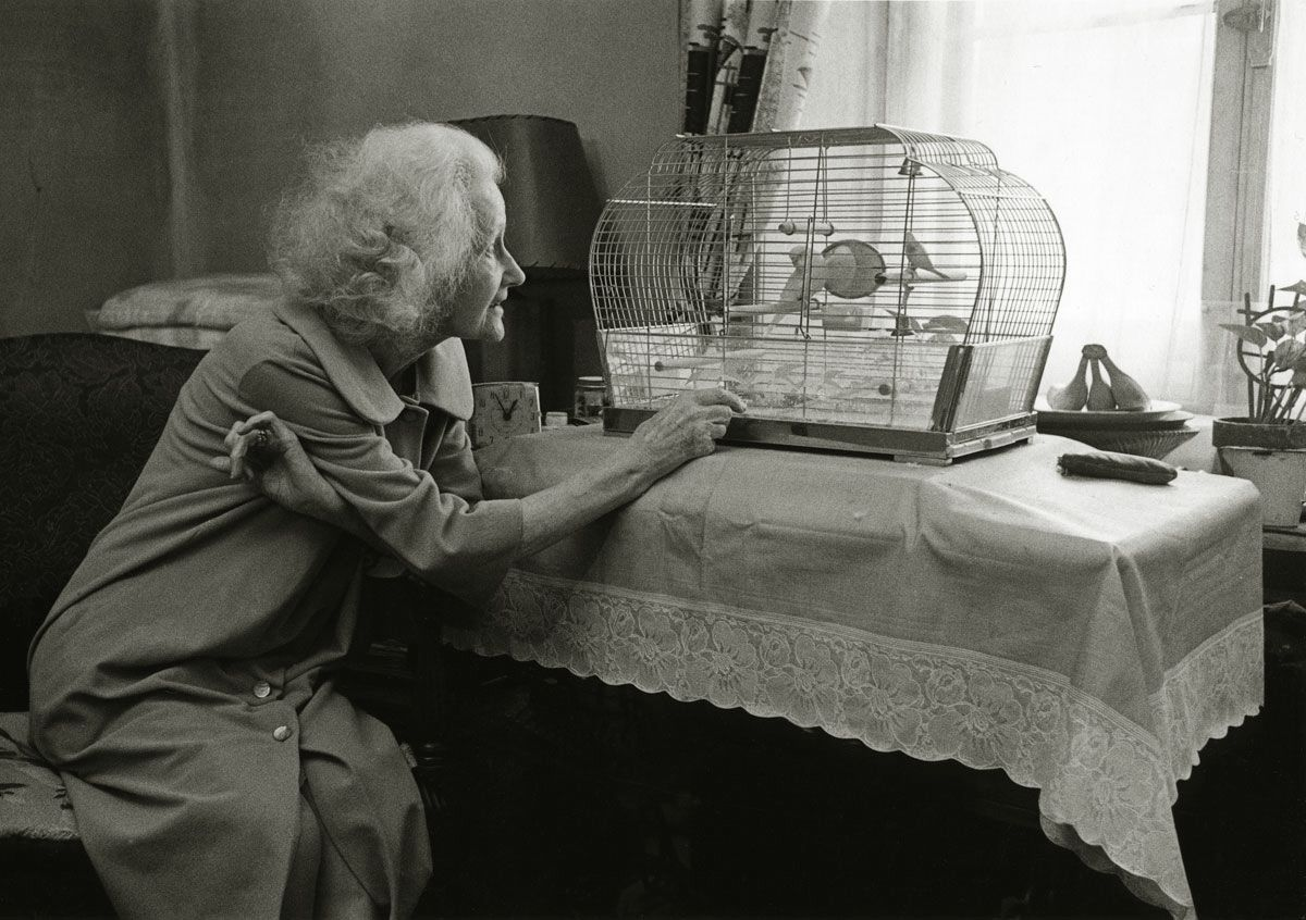 Claire Beaugrand-Champagne_Ethel Nelson, Montréal, 1974