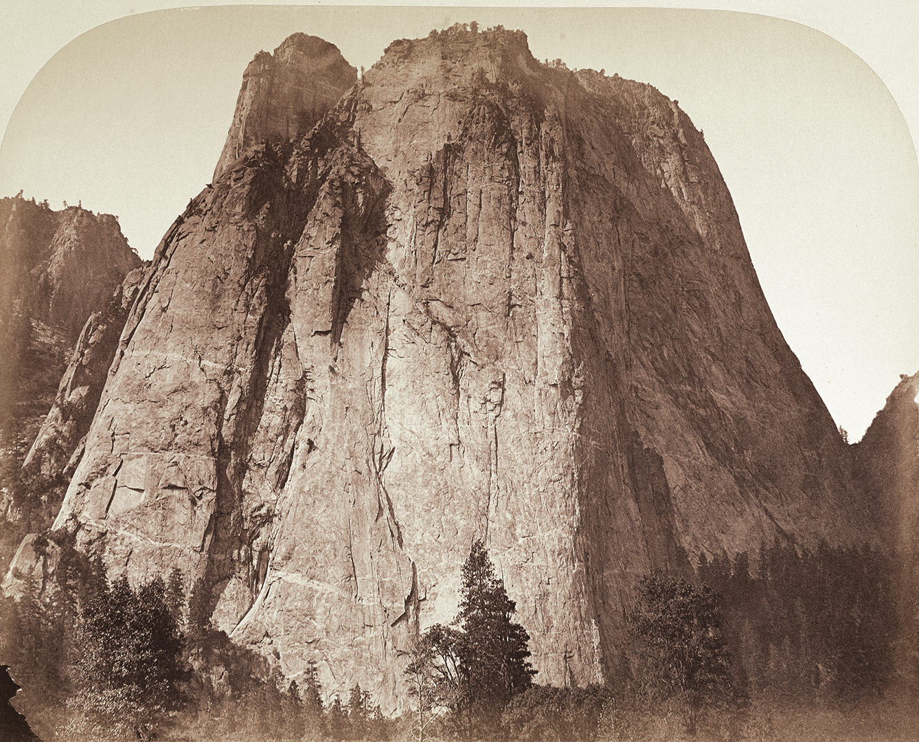 time-100-influential-photos-carleton-watkins-cathedral-rock-yosemite-5