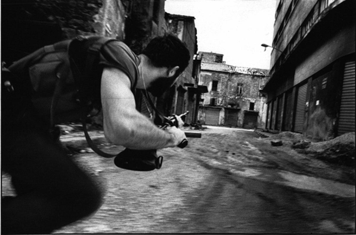 raymond depardon_Beyrouth_1978
