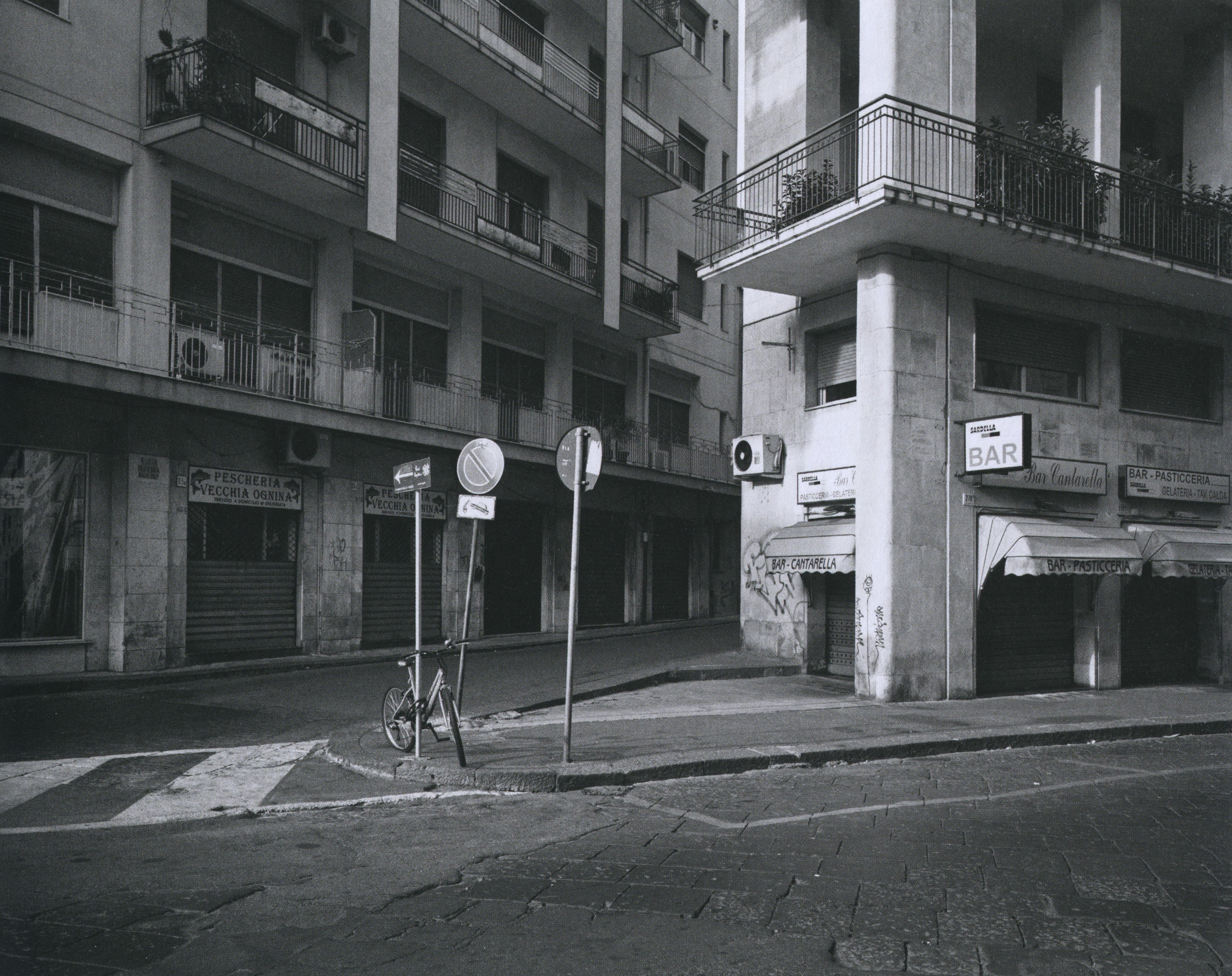 jcbéchet_centre-ville, catane, sicile, 2013_gabriele basilico_p131