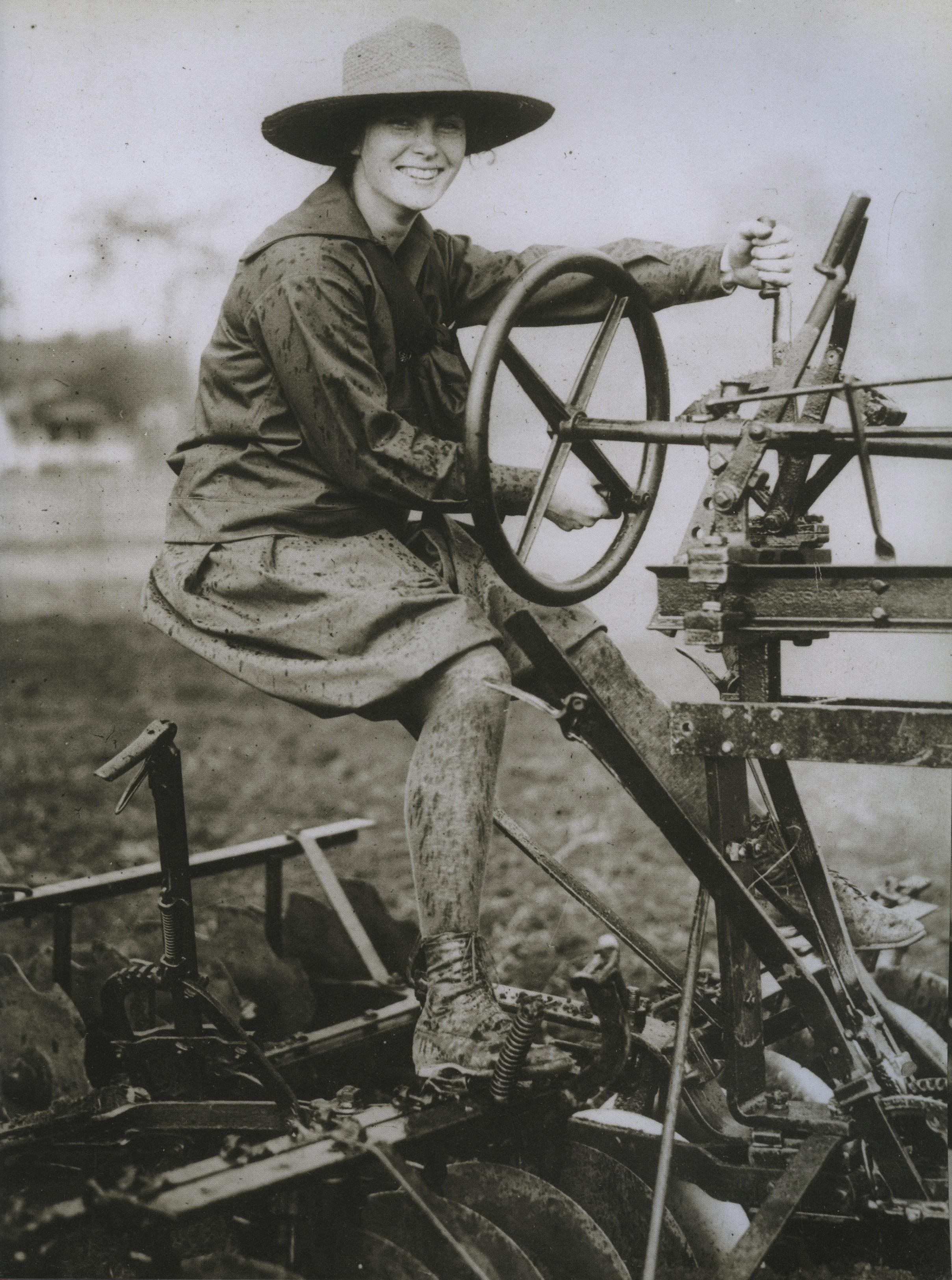 étudiante et effort de guerre, v1918_p199