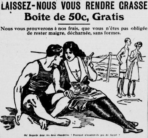 1912-09-14_la patrie_laissez nous vous rendre grasse