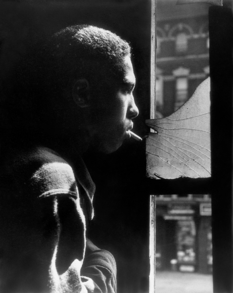 Gordon Parks_red jacskon, Harlem, NY, 1948