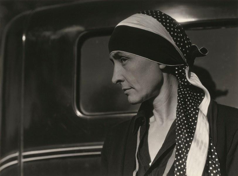 Alfred Stieglitz, Georgia O_Keeffe, 1929