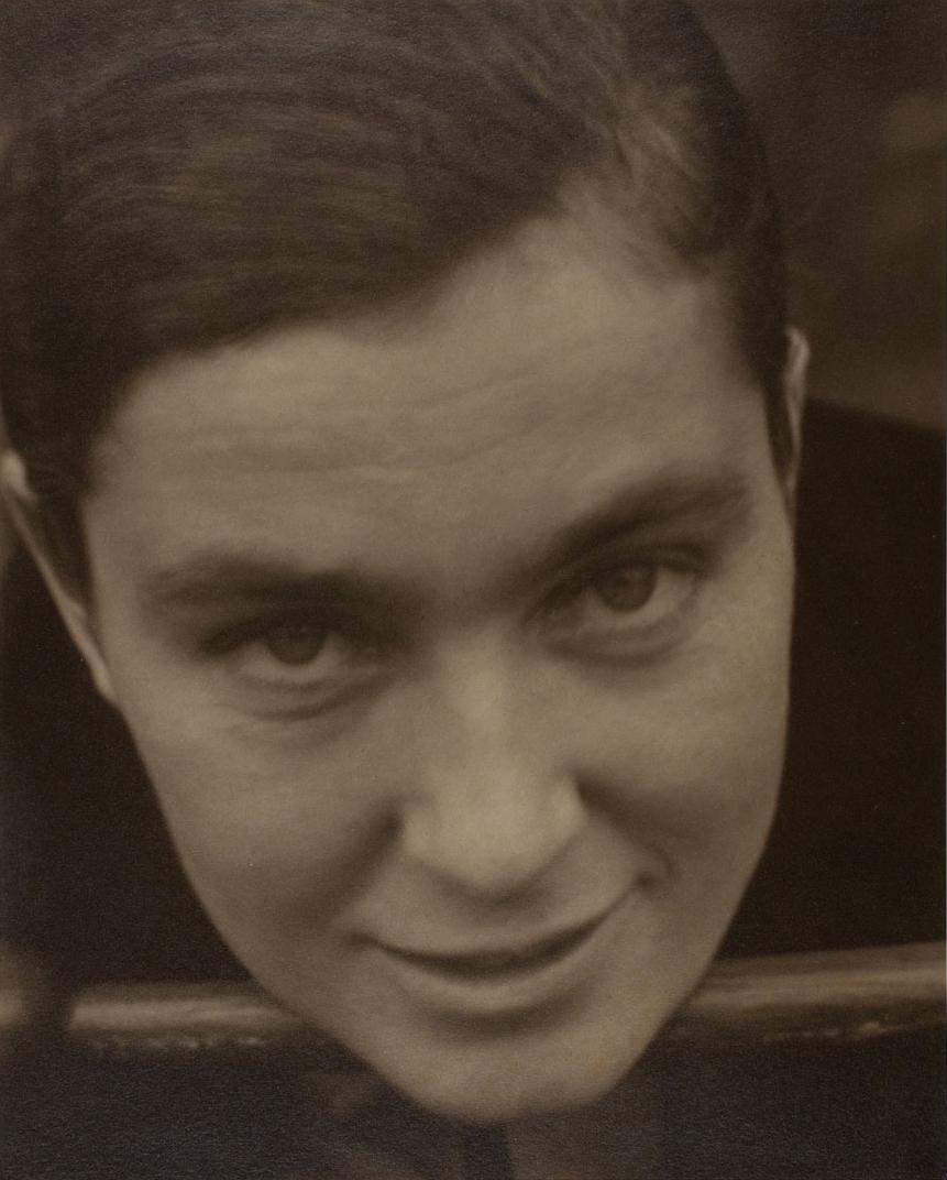 alfred stieglitz_Rebecca Salsbury Strand, 1922