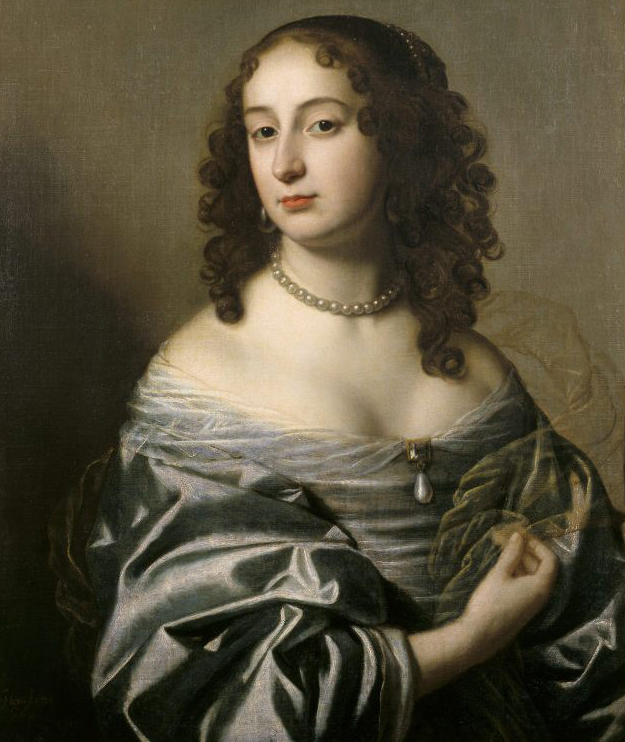 PRINCESS SOPHIA by Gerard van Honthorst (1590-1656) at Ashdown H
